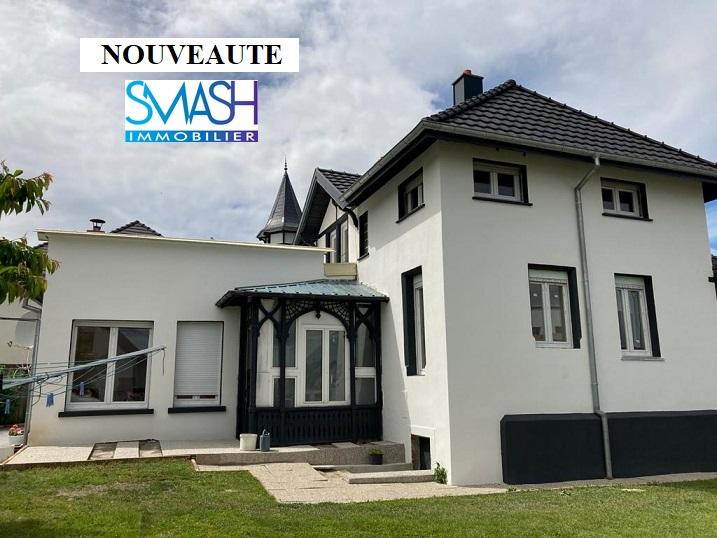 Morschwiller le Bas : Maison 170m²  rénovée