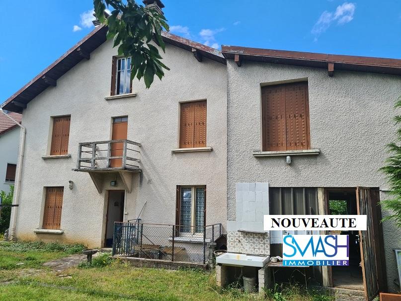 Courcelles lès Montbéliard : maison à rénover