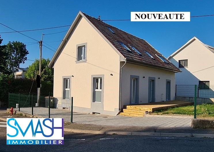 Brinckheim : Charmante maison rénovée